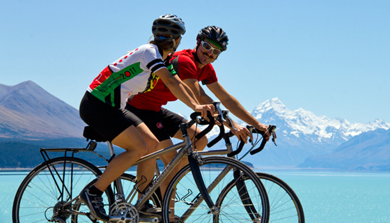 New Zealand Biking Tour